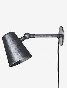 Wall Lamp - vegglamper - black