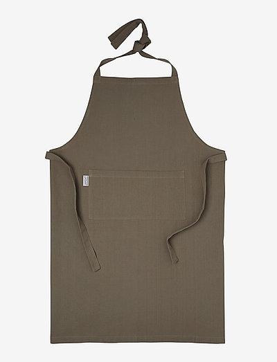 Joe forklæde - forklæder - sand-coloured