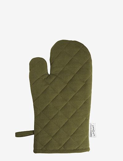 Joe grillhandske - grydelapper & ovnhandsker - green