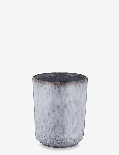 Copenhagen krus - kaffekopper - grey