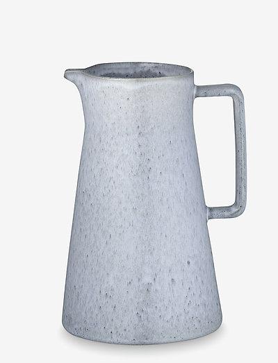 Copenhagen kande - vinkarafler - grey