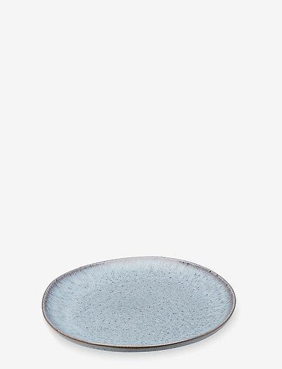Copenhagen tallerken - middagstallerkner - grey