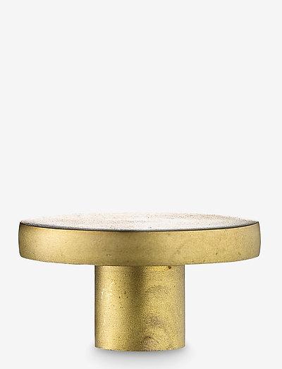 Knage - knager & knopper - brass