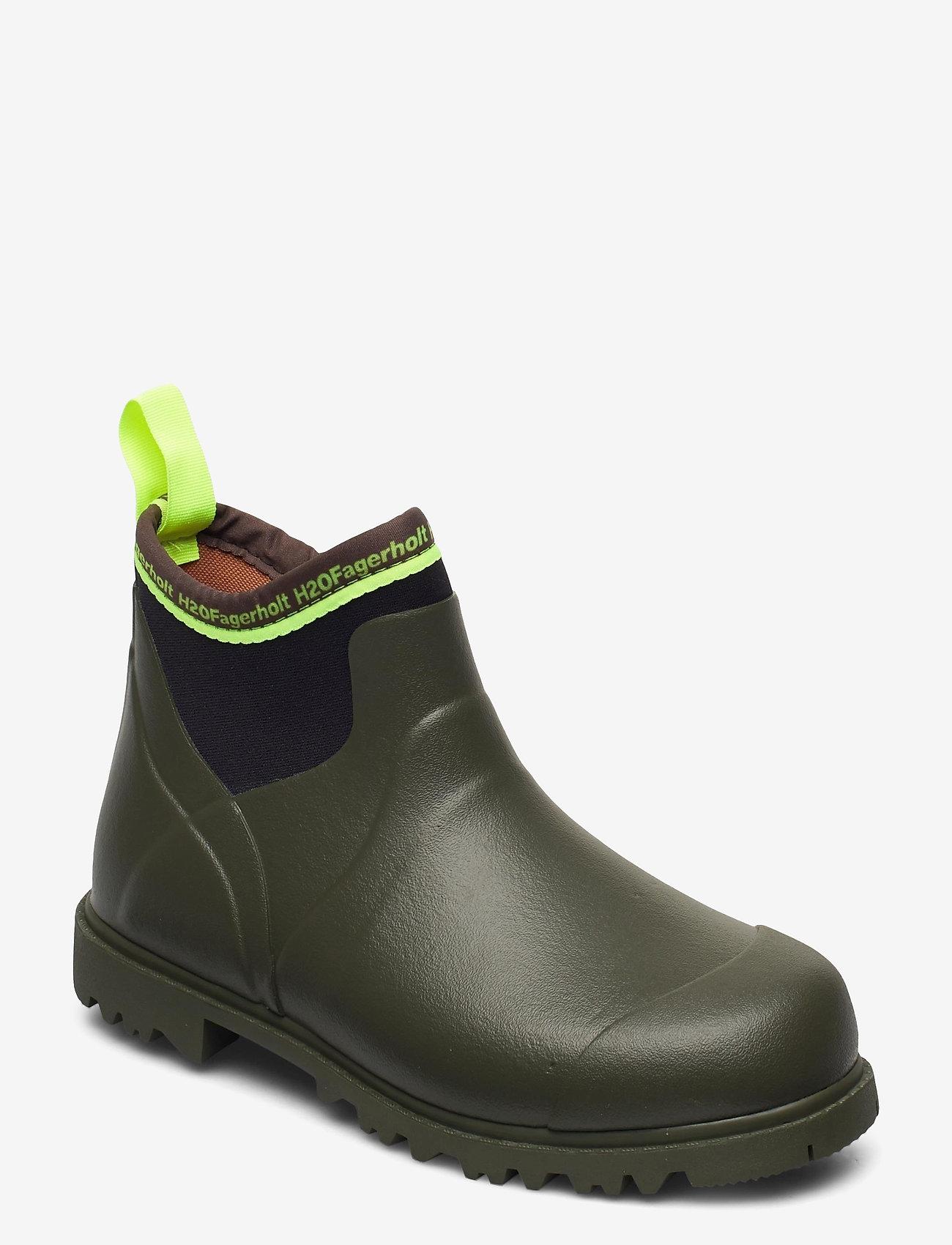 H2O Fagerholt - Raining or Not - laarzen - army - 0