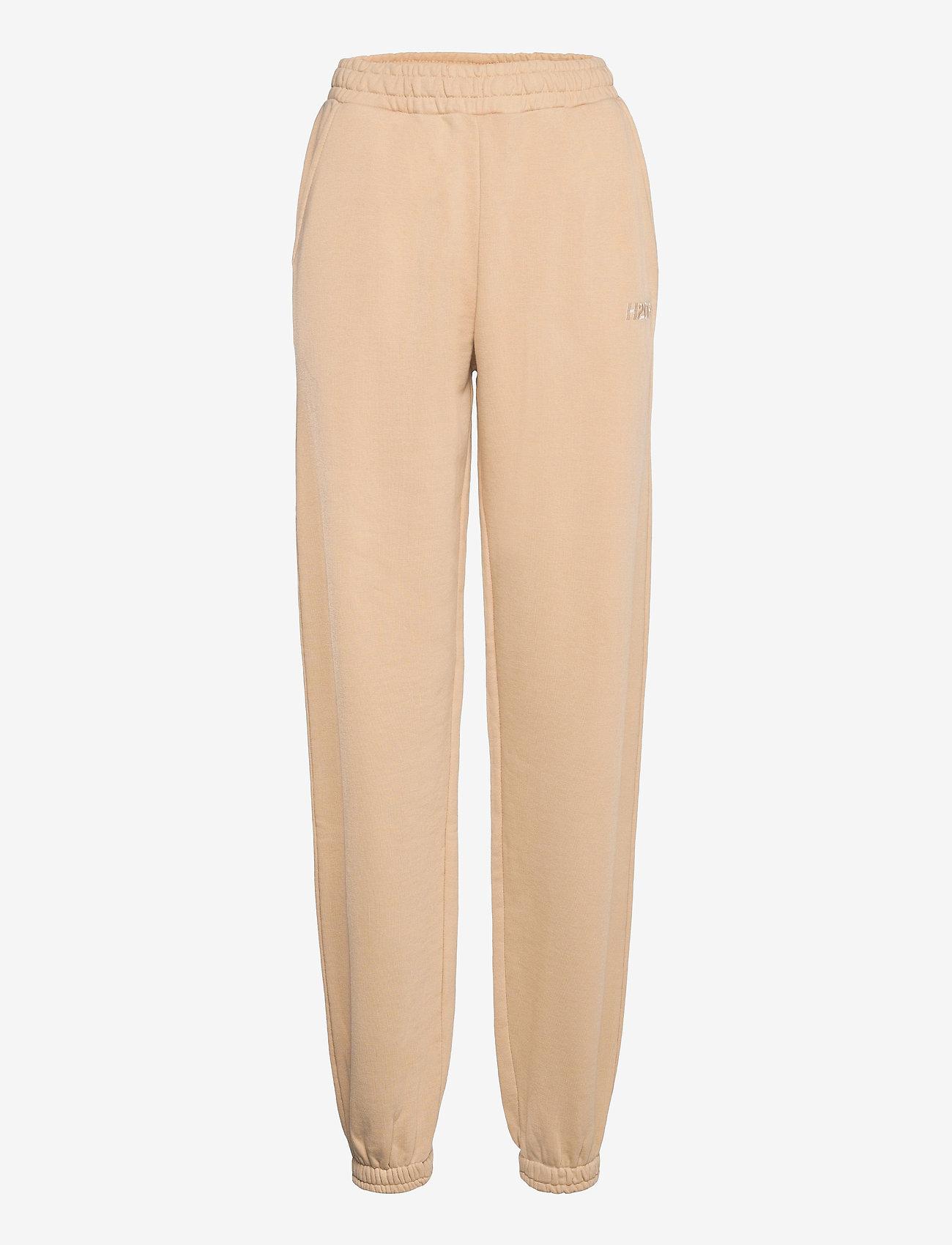 H2O Fagerholt - Cream Doctor 2 Pants - klær - light khaki - 0