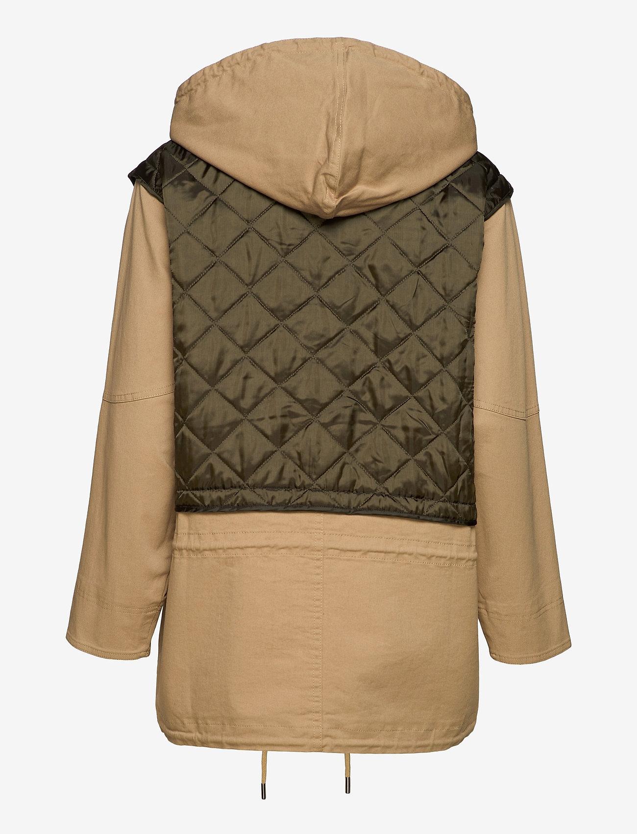 H2O Fagerholt - Field Jacket - vestes utilitaires - khaki - 1