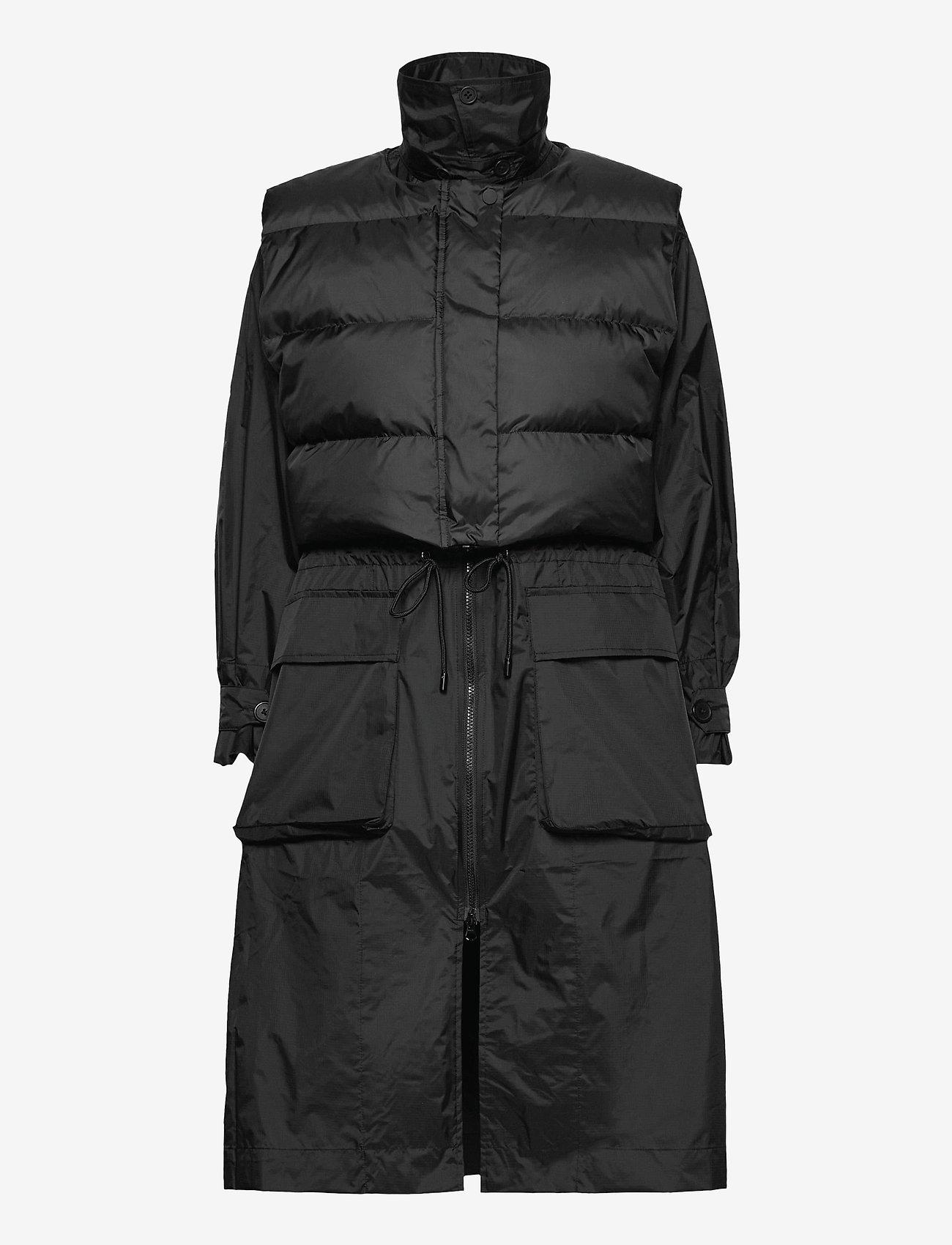 H2O Fagerholt - Rain Coat - black - 0