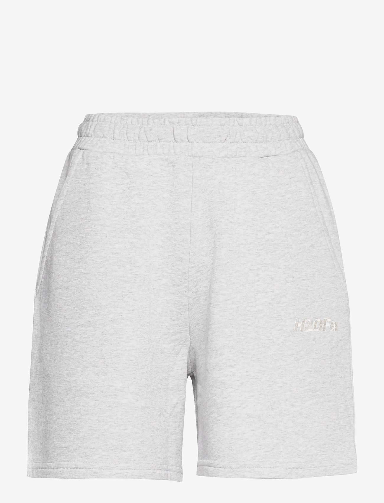 H2O Fagerholt - Short Shorts - casual shorts - lt. grey mel - 0
