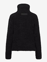 H2O Fagerholt - Yin and Yang Pile Jacket - fleece jassen - black - 1