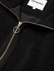 H2O Fagerholt - Yin and Yang Pile Jacket - fleece jassen - black - 2