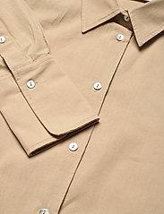 H2O Fagerholt - Safari Shirt - chemises en jeans - light khaki - 2