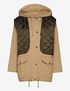 Field Jacket - kevyet takit - khaki