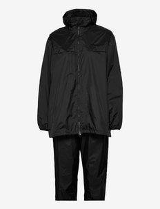 Rainsuit - vihmamantlid - black