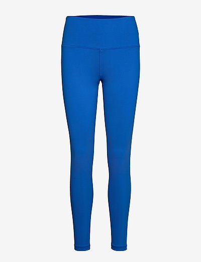 Long Tight Tights - løpe- og treningstights - electro blue