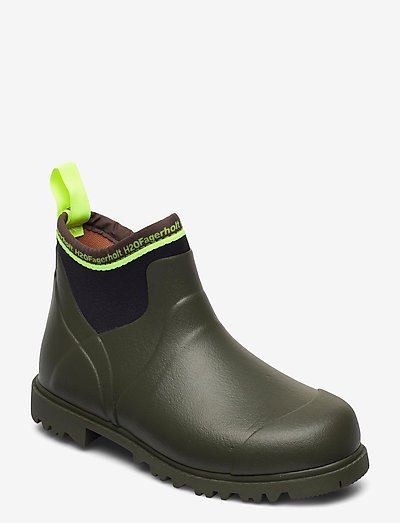 Raining or Not - boots - army