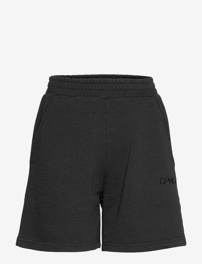 Short Shorts - casual shorts - black