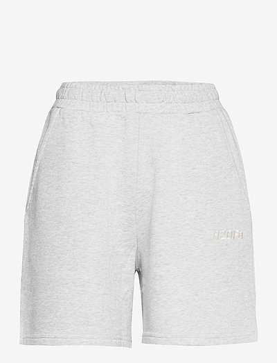 Short Shorts - casual shorts - lt. grey mel