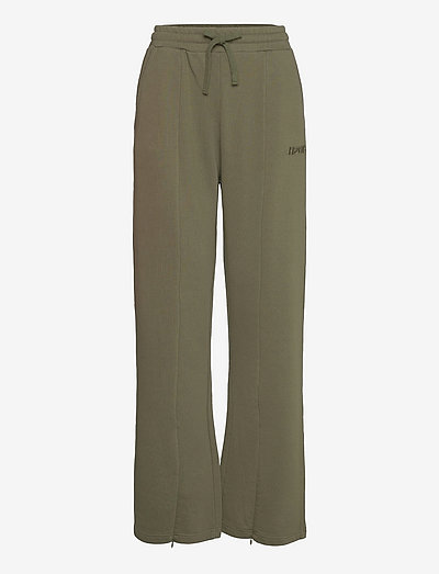 Airport Sweat Pants - vide bukser - forest green