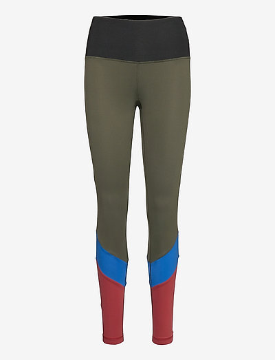 Long Tight Tight - leggings - forest green
