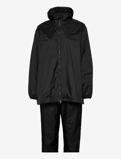 Rainsuit - regnjakker - black