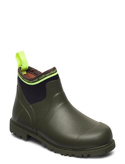 Raining or Not - schoenen - army