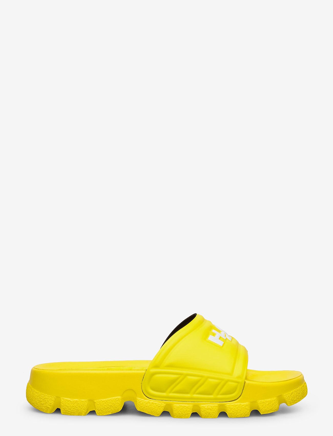 H2O - Trek Sandal - kengät - citron/white - 1