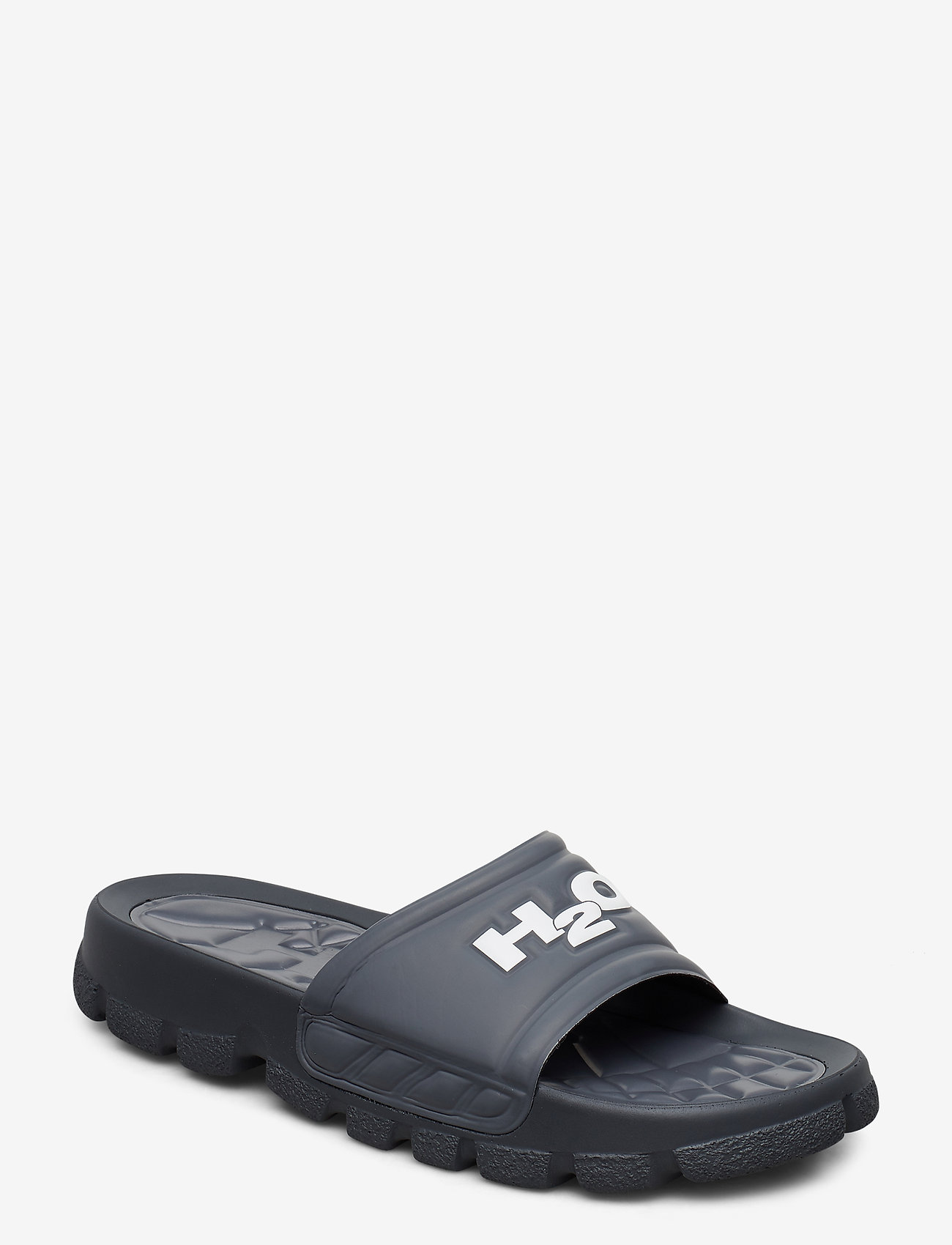 H2O - Trek Sandal - pool sliders - cool grey - 0