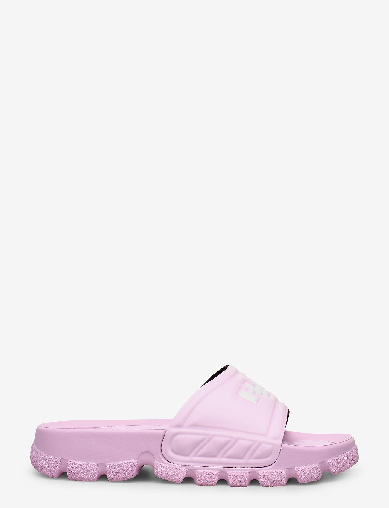 H2O - Trek Sandal - pool sliders - light pink/white - 1