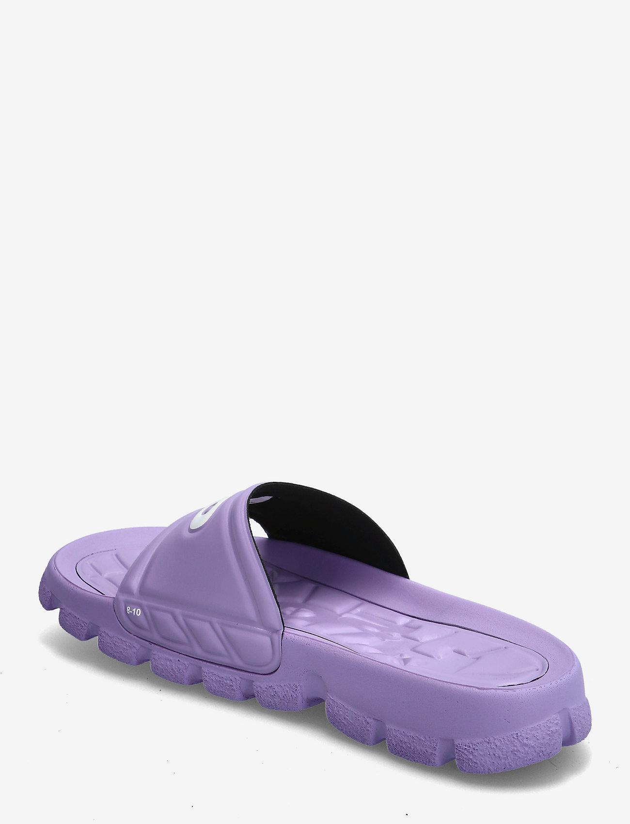 H2O - Trek Sandal - płaskie sandały - syren/white - 2