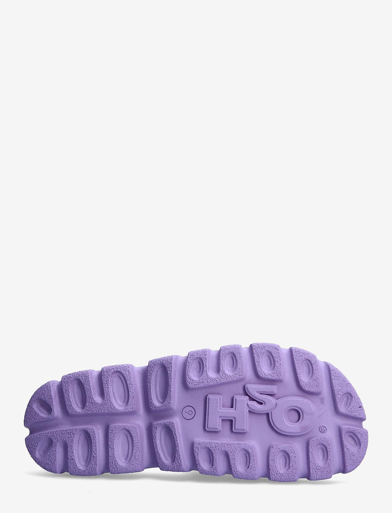H2O - Trek Sandal - płaskie sandały - syren/white - 4