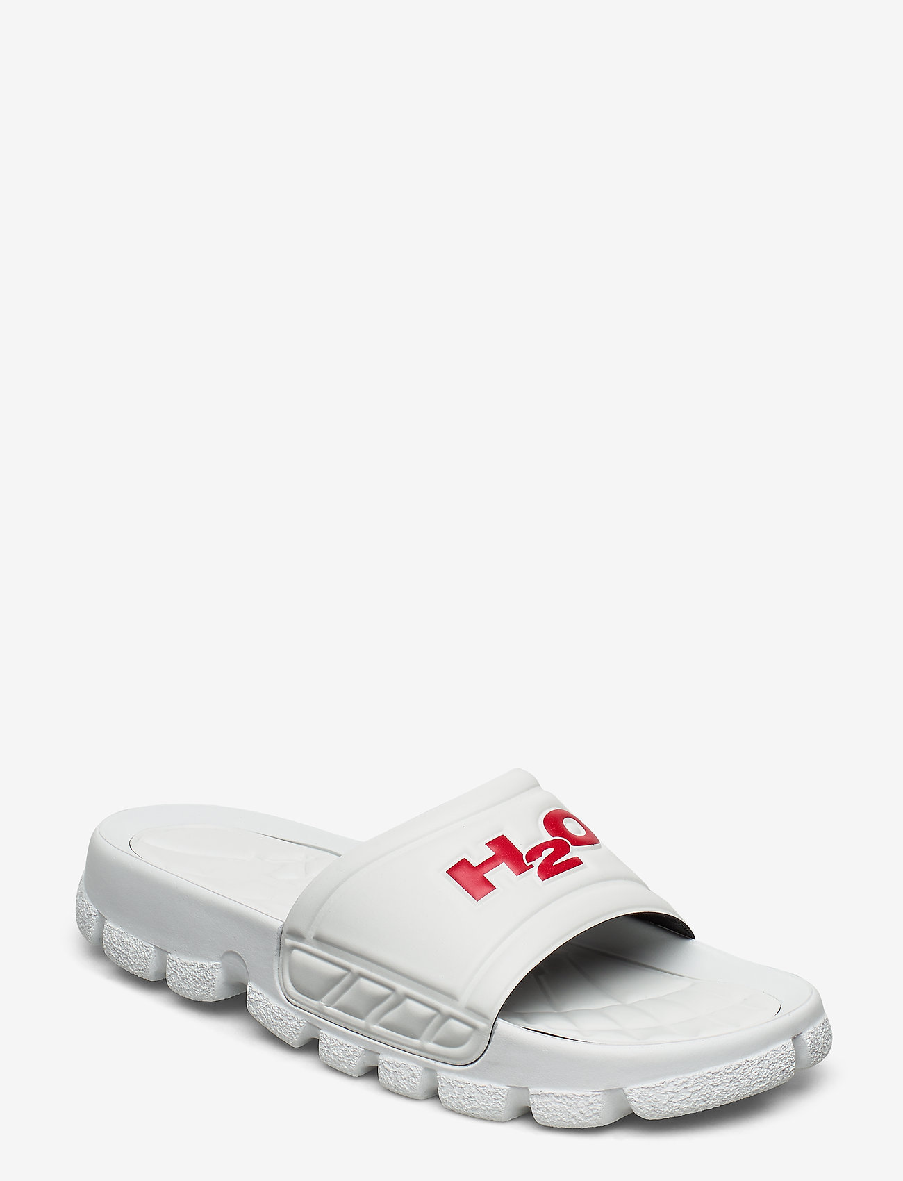 H2O - Trek Sandal - kengät - white/red - 0