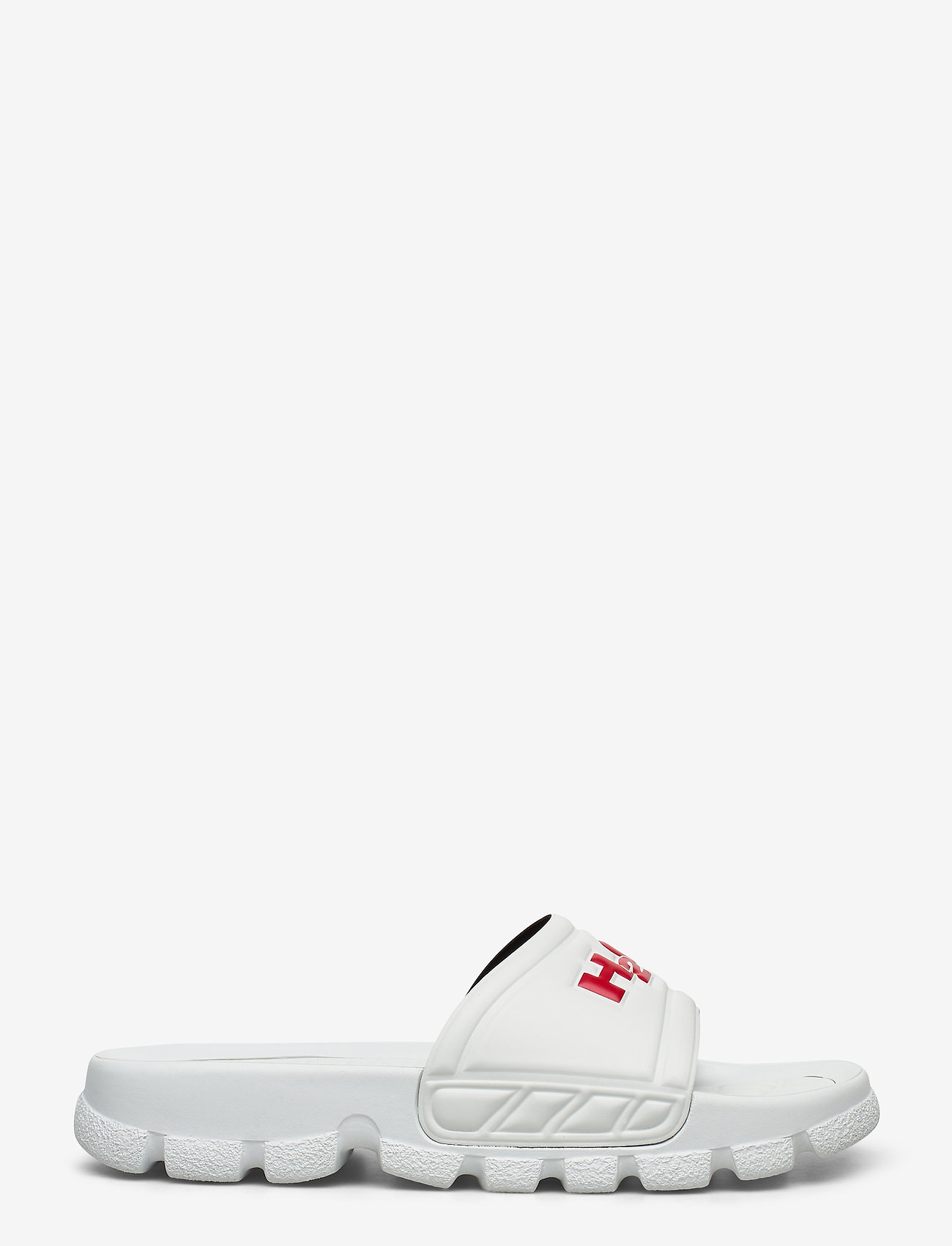 H2O - Trek Sandal - kengät - white/red - 1