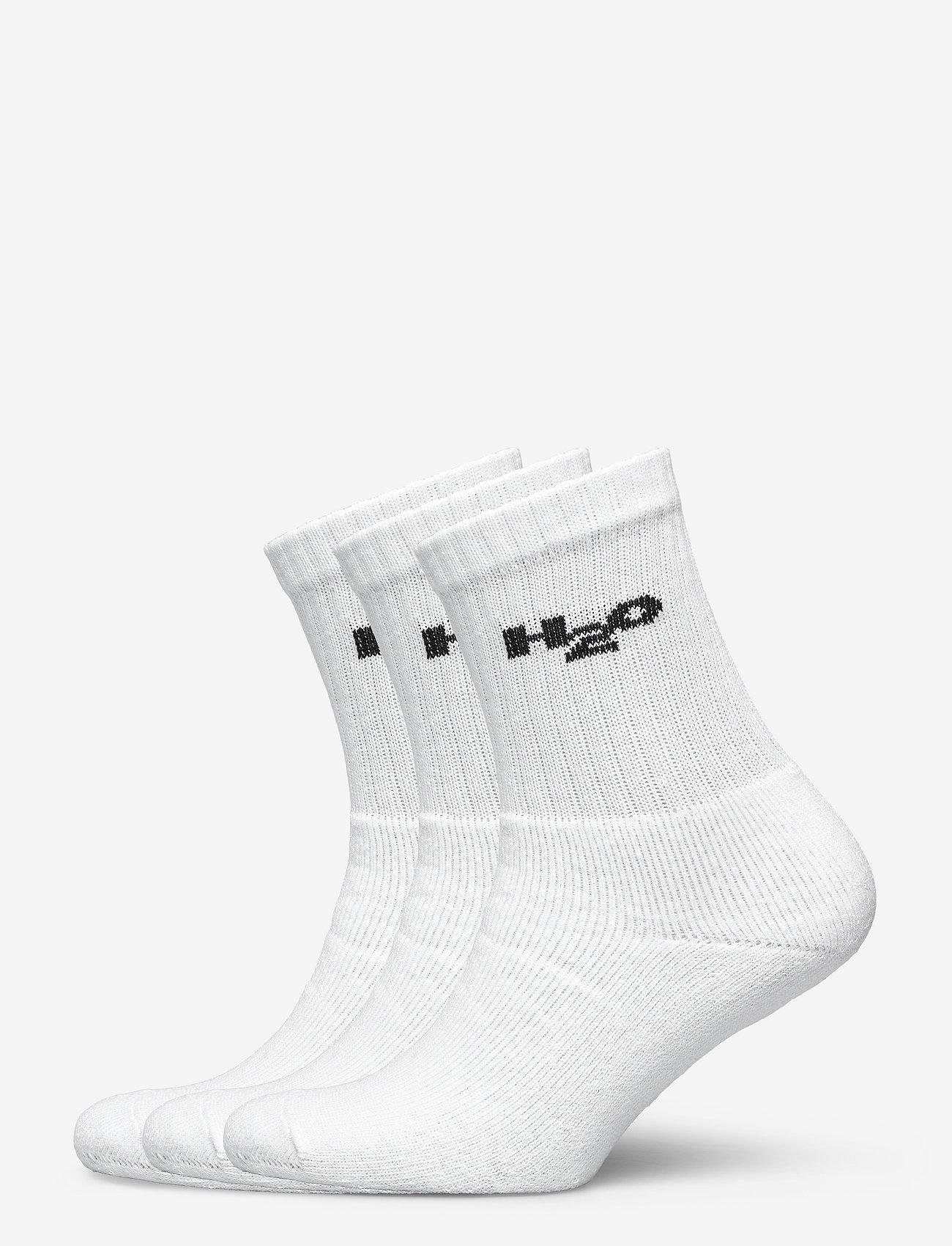 H2O - 3-Pack Sock - tavalliset sukat - white - 0