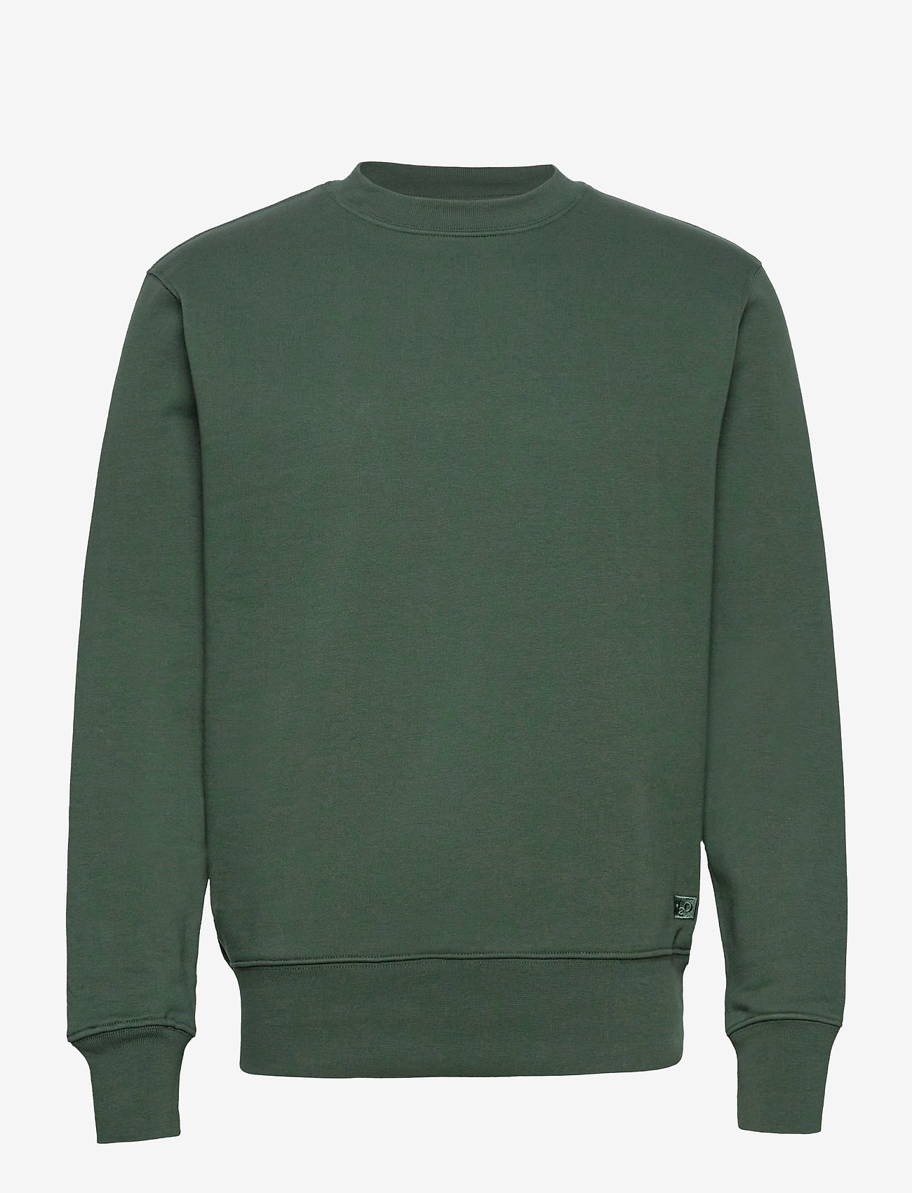 H2O - Couch Sweat O'neck - sweatshirts & hættetrøjer - pine army - 0