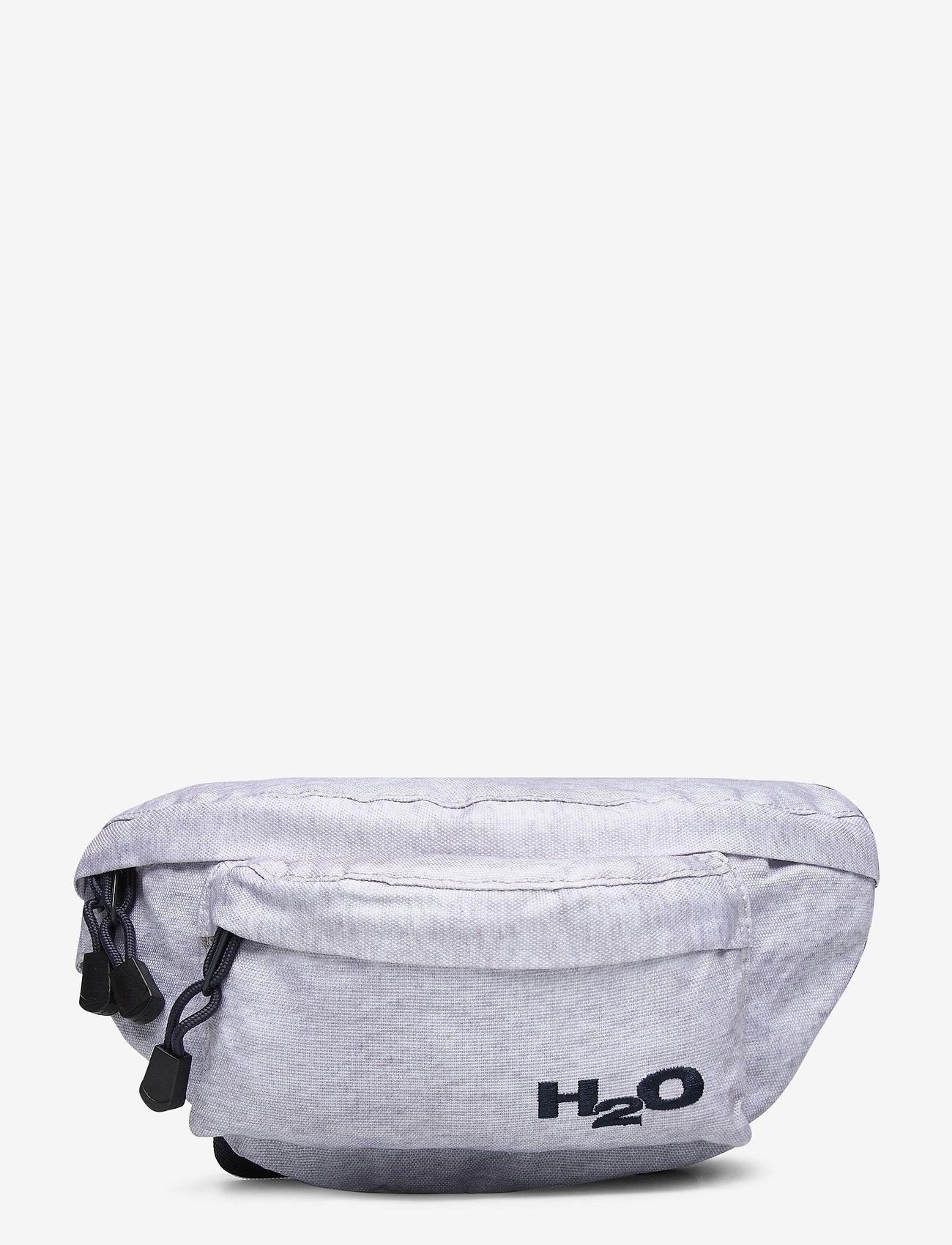 H2O - Lind Waist Bag - bæltetasker - lt. grey mel - 0