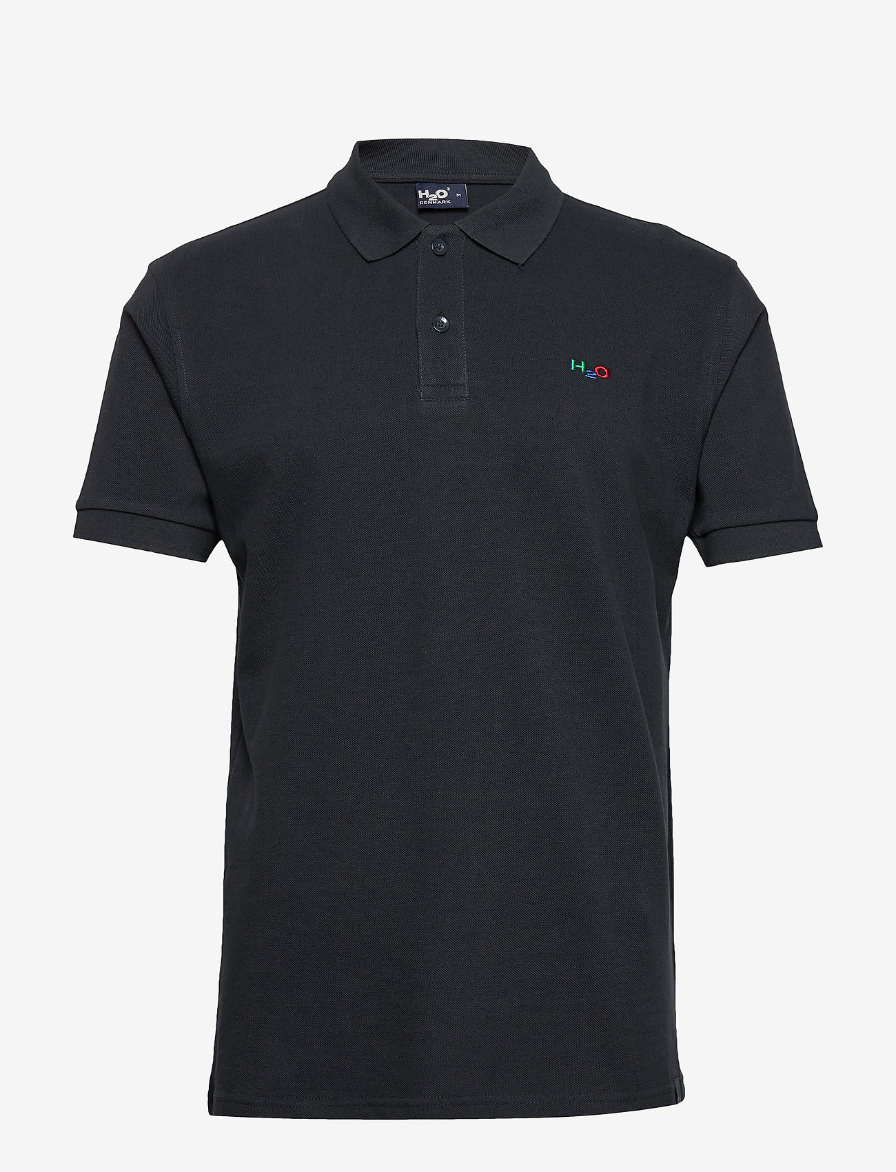 H2O - Lind Polo Shirt - lyhythihaiset - navy - 0