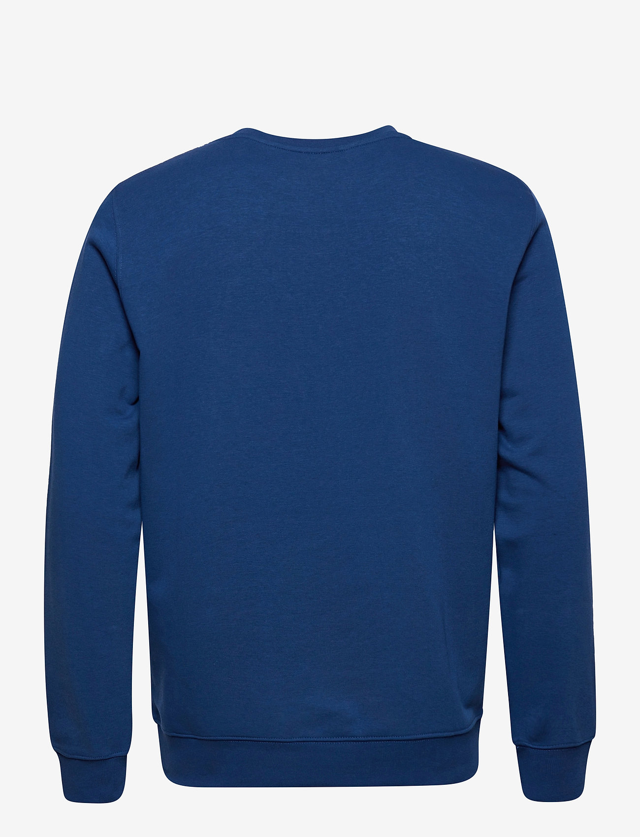 H2O Alban Sweat O'Neck - Sweatshirts LIGHT NAVY - Menn Klær