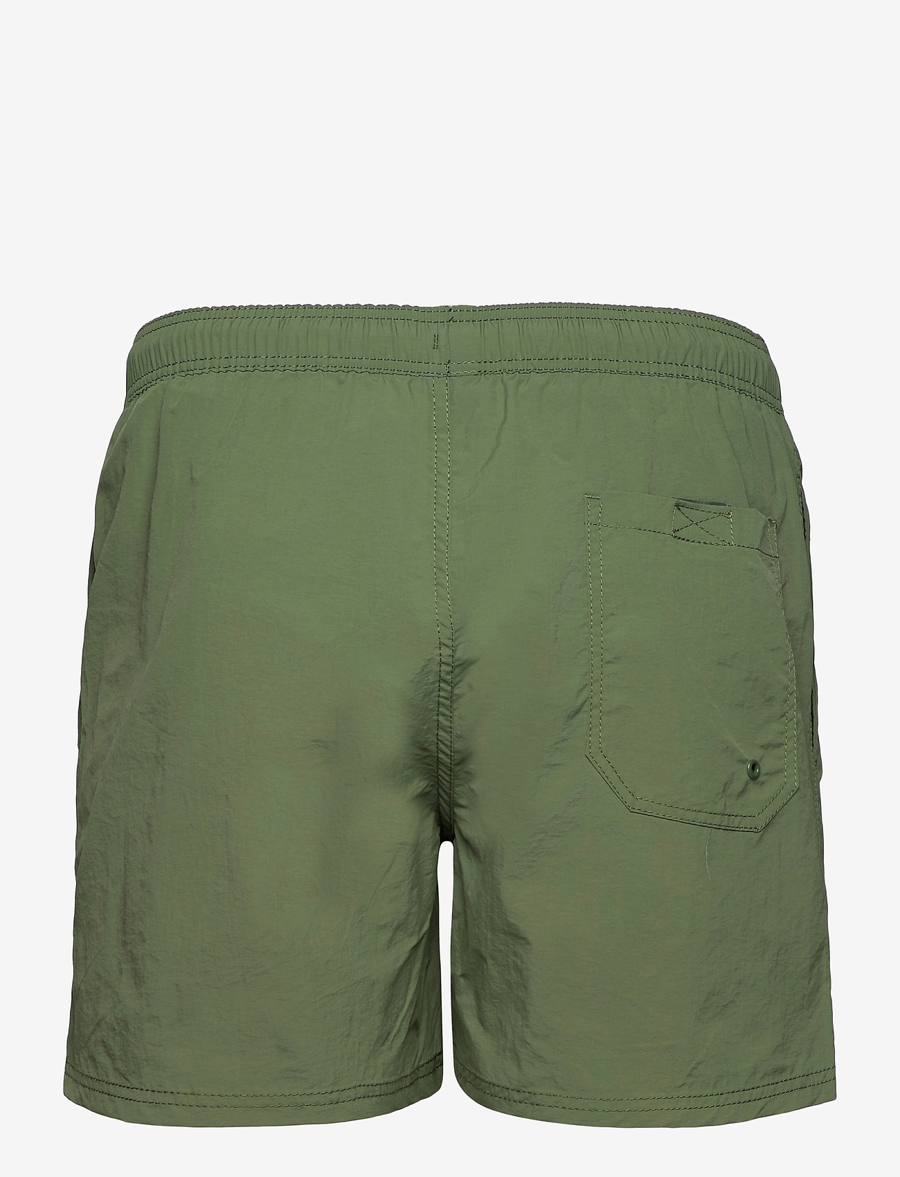 H2O - Leisure Swim Shorts - uimashortsit - army - 1