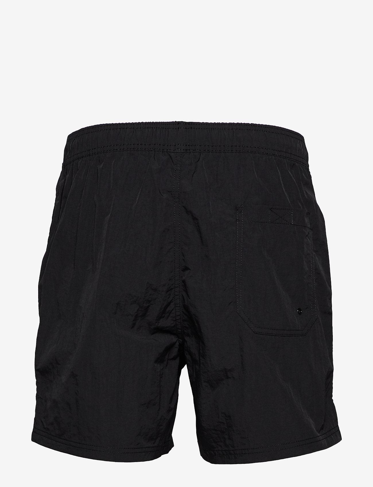H2O - Leisure Swim Shorts - badebukser - black - 1