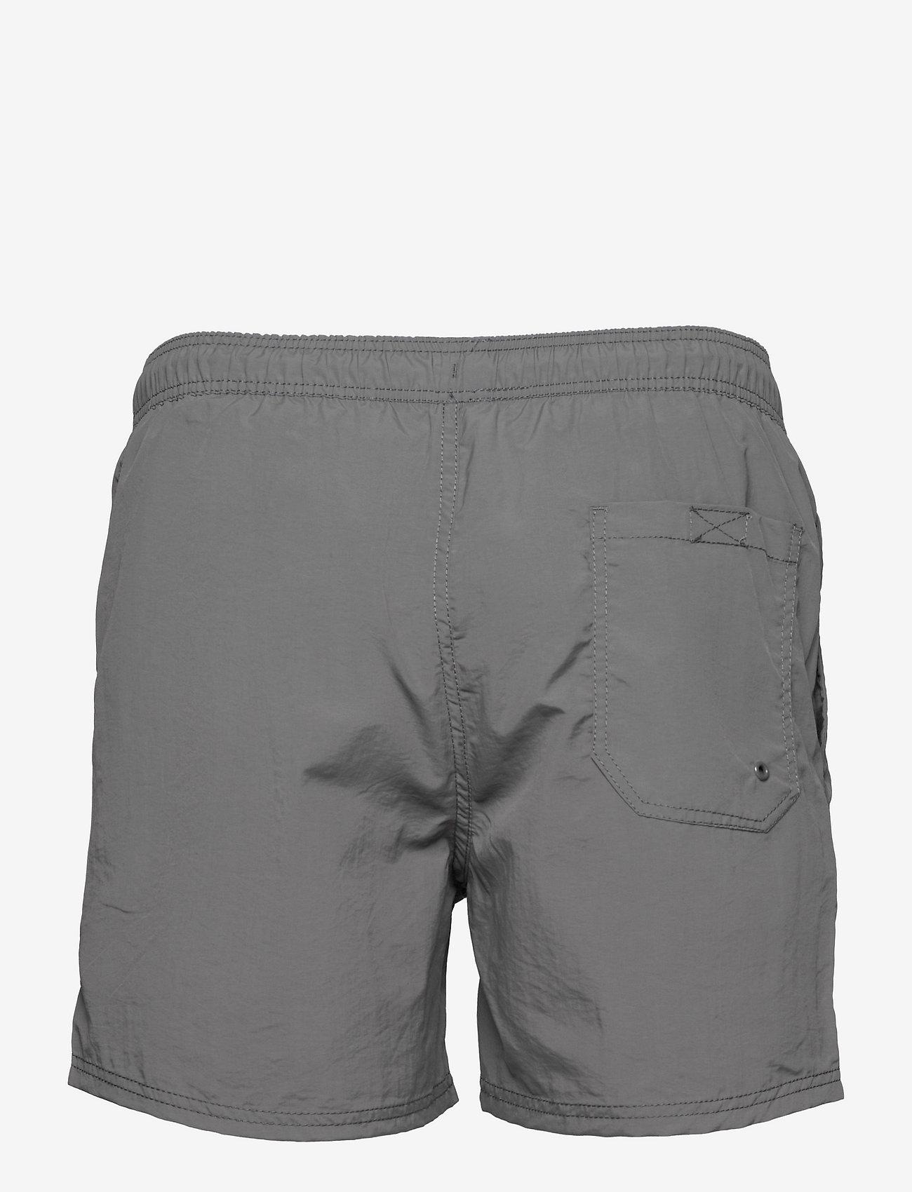 H2O - Leisure Swim Shorts - uimashortsit - dark grey - 1