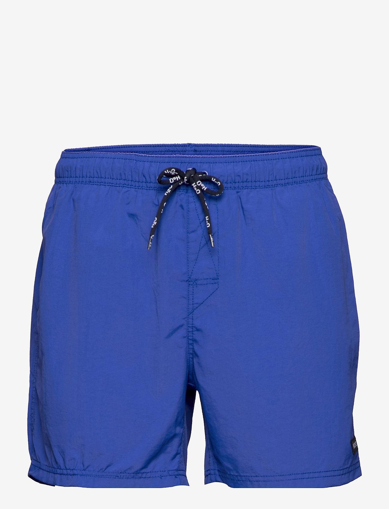 H2O - Leisure Swim Shorts - uimashortsit - surf blue - 0