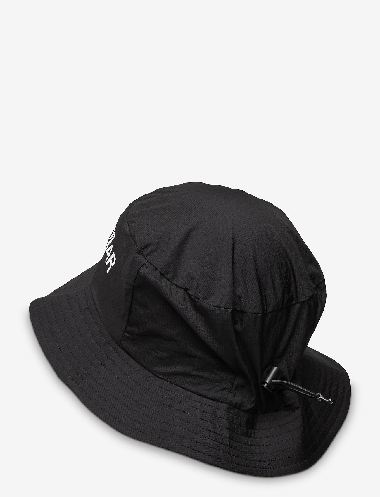 H2O - Omø Tech Bucket Hat - bucket hats - black - 1