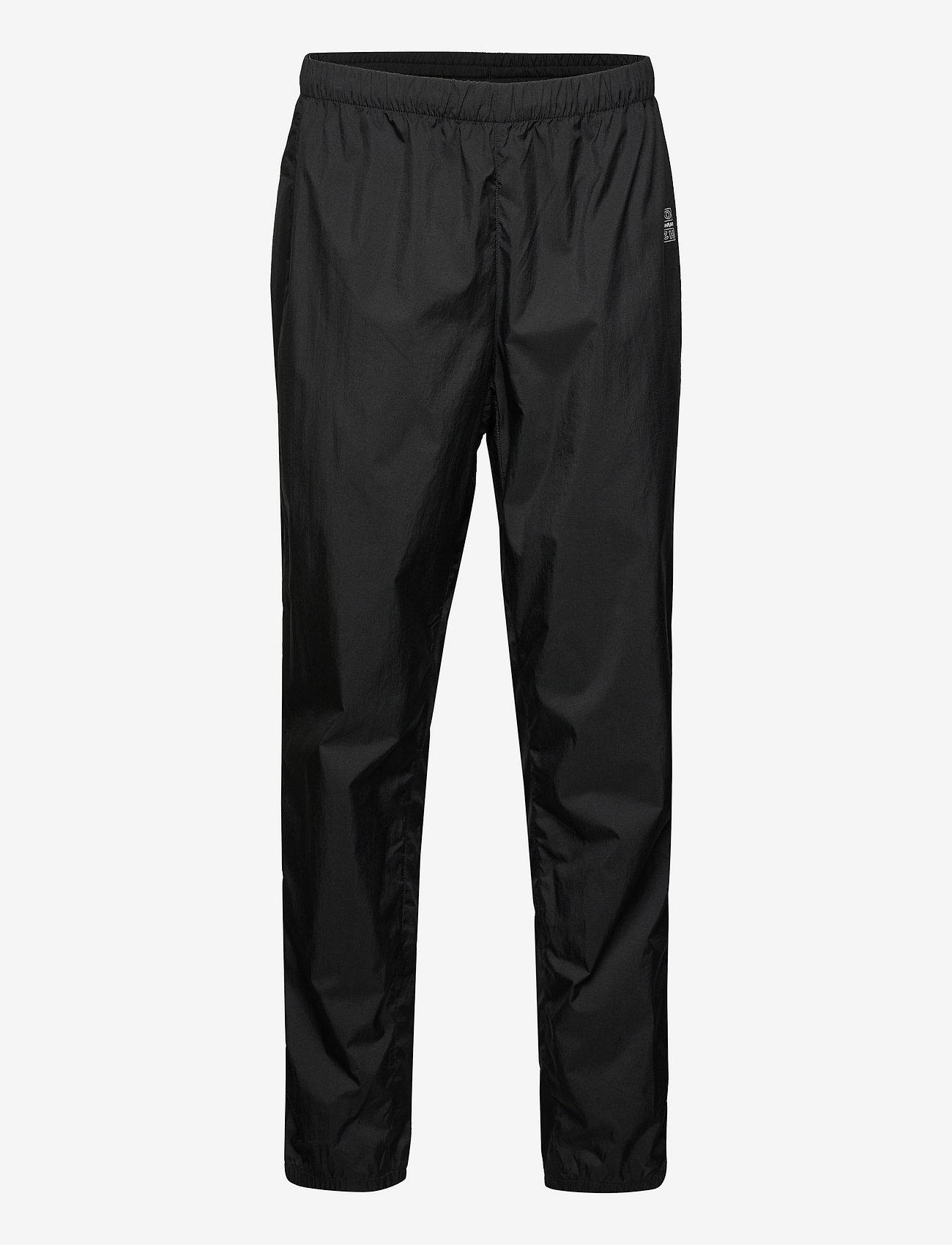 H2O - Omø Tech Pants - sweatpants - black - 0