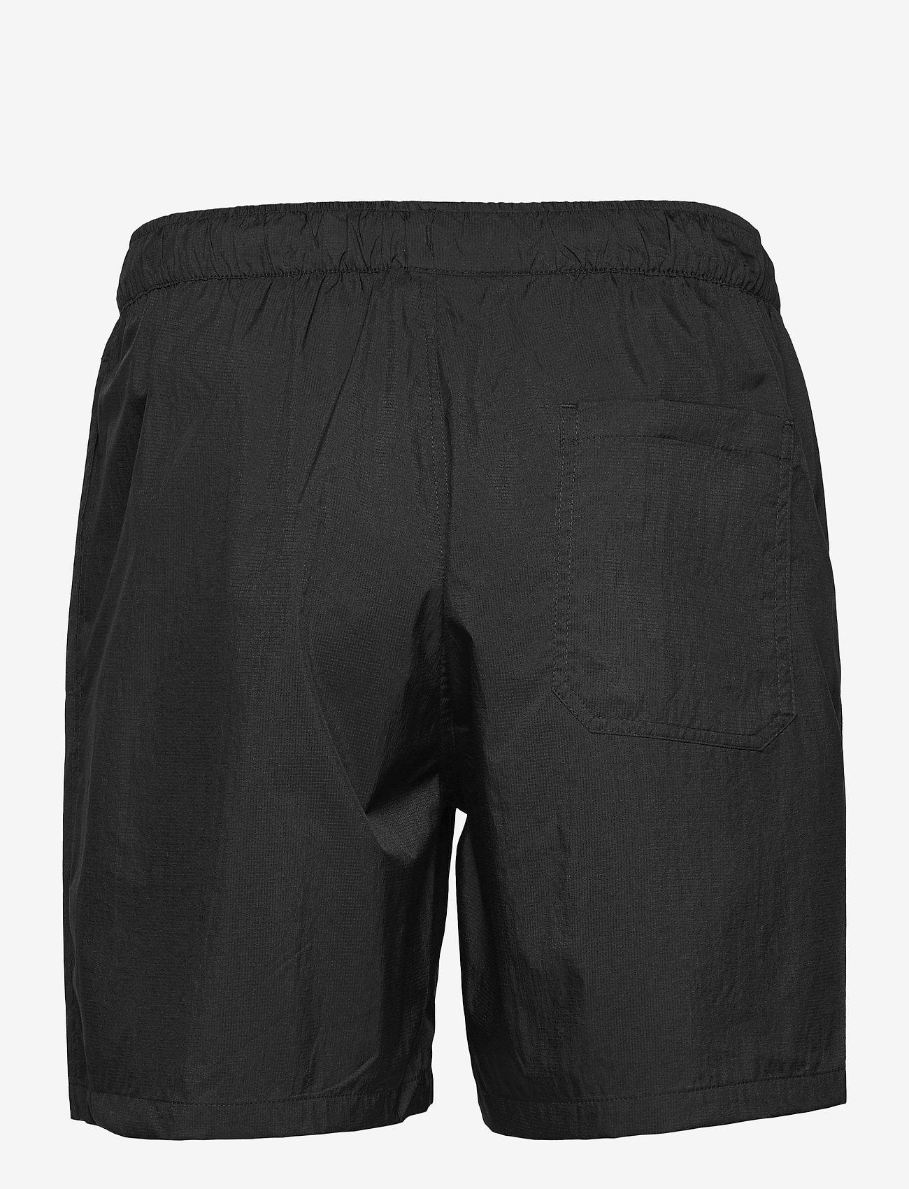 H2O - Omø Tech Shorts - rennot - black - 1
