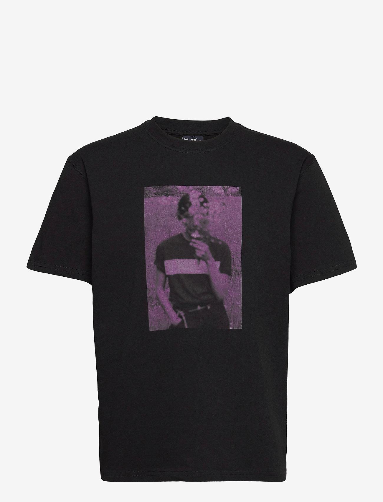 H2O - Romø Tee - t-shirts à manches courtes - black - 0
