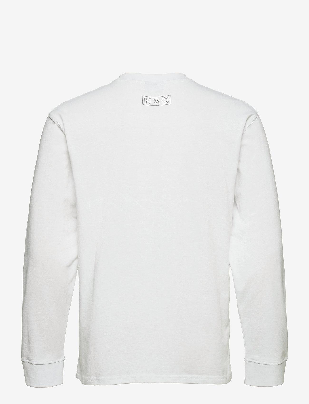 H2O - Romø Tee L/S - pitkähihaiset - white - 1