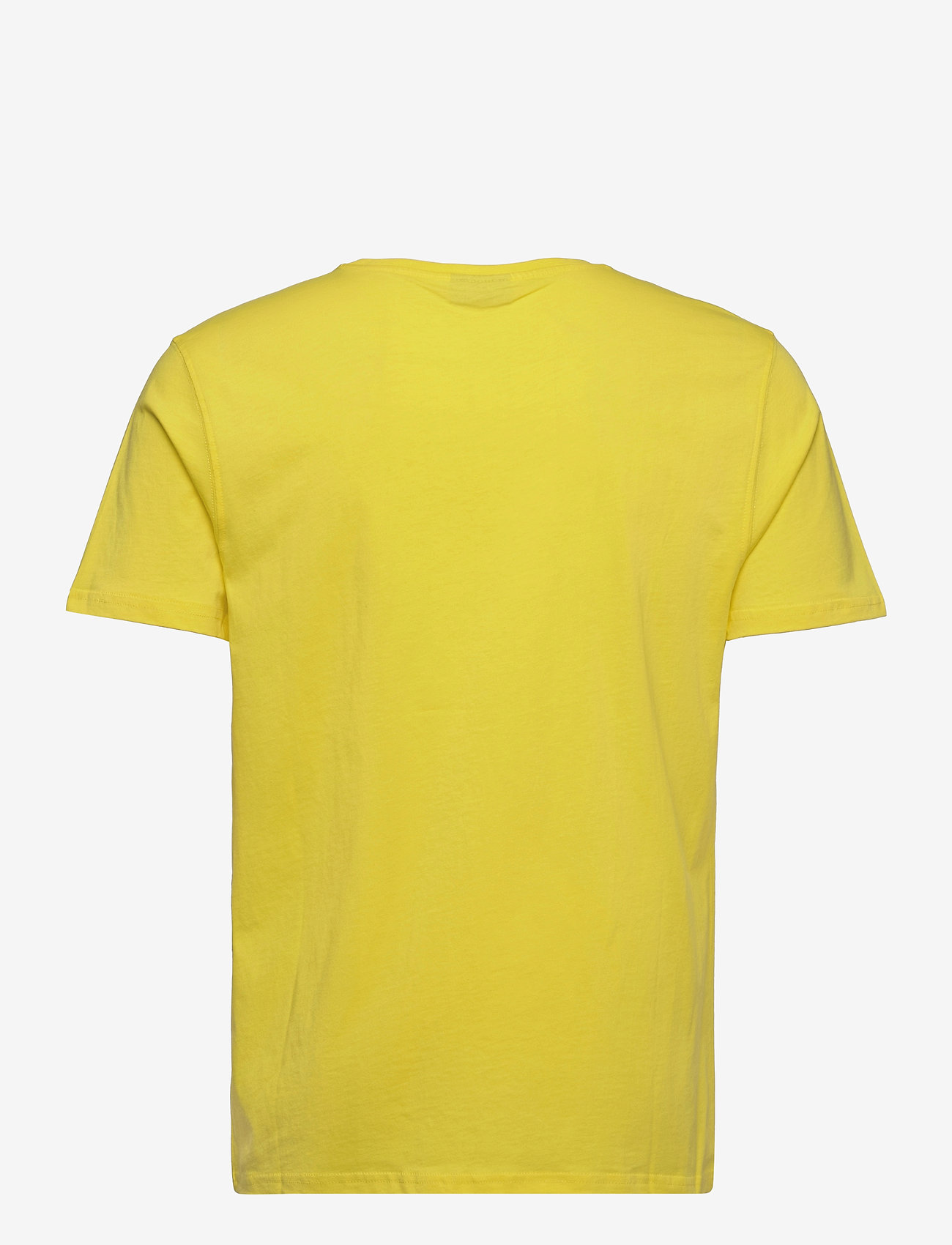 H2O - Dragør Tee - lyhythihaiset - vibrant yellow - 1