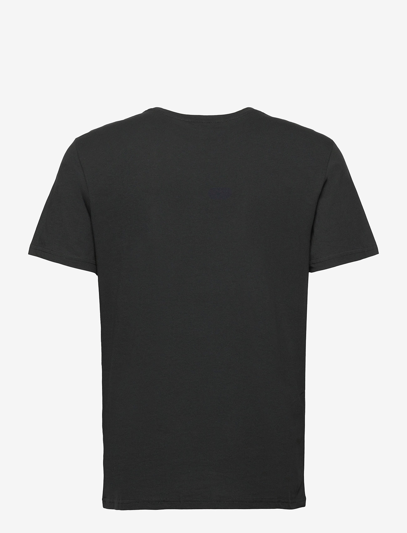 H2O - Base Tee - basic t-shirts - navy - 1