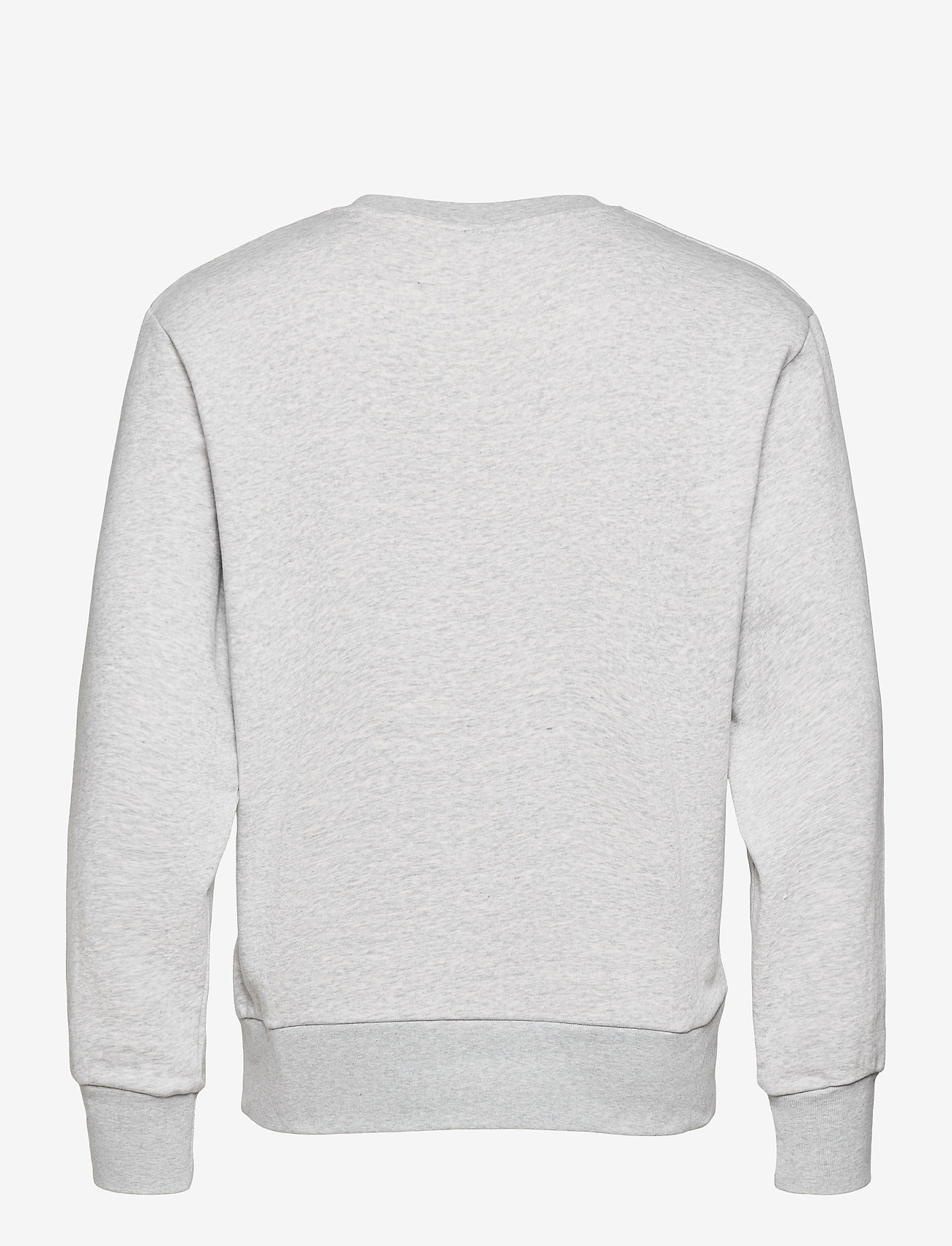 H2O - Base Sweat O'neck - perus-college-paitoja - lt. grey mel - 1
