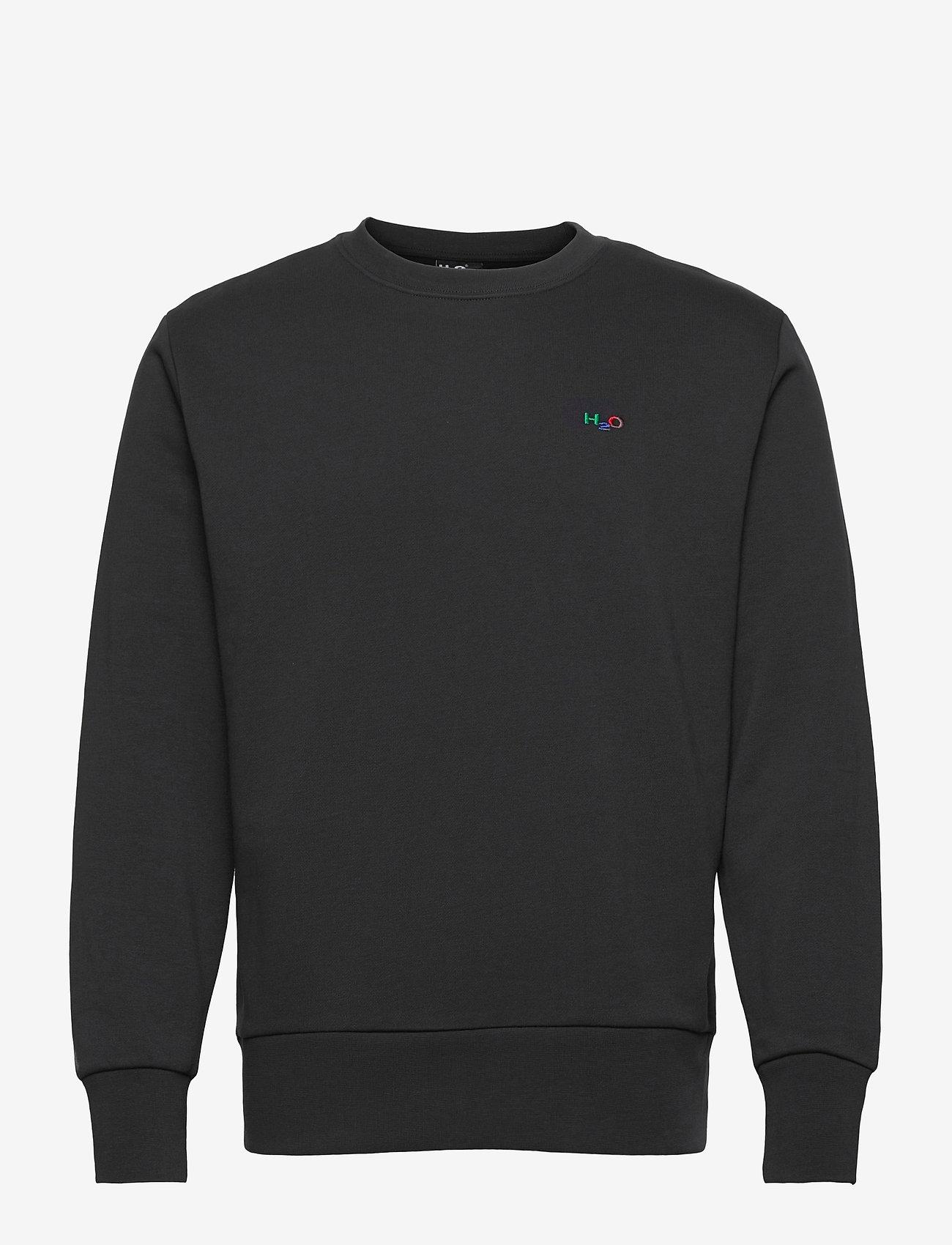 H2O - Base Sweat O'neck - basic sweatshirts - navy - 0